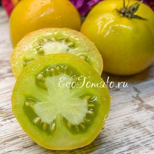 Сорт томата Green martian dwarf (Зеленый марсианский карлик)