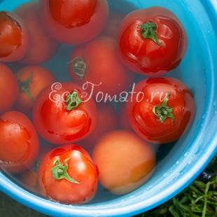 Сорт томата Ляна красная