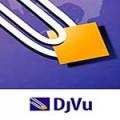Программа  DJVUREADER, для книг (файлов) с расширением djvu