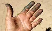 Как отмыть руки после работы с томатами