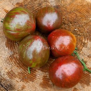 Сорт томата Striped Sweetheart, Dark (Полосатая милая,темная), США