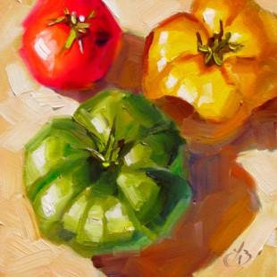 Картины томаты и помидоры, масло, акварель, цифровая живопись, томаты в искусстве.>