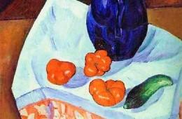 Картины томаты и помидоры, масло, акварель, цифровая живопись, томаты в искусстве.