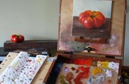 Томаты в искусстве. Часть 2.